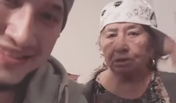 This Kazakh grandmother probably raps better than you