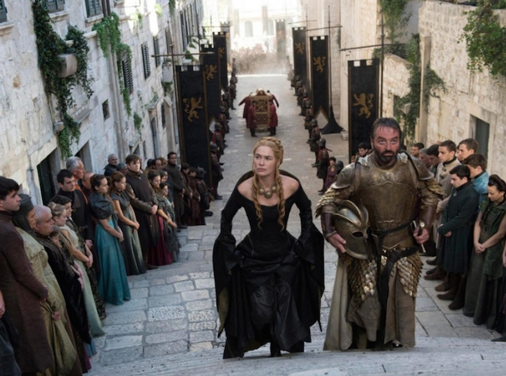 Tourists are flocking to Dubrovnik over Game of Thrones