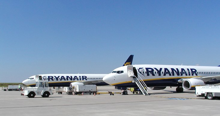 Ryanair cancels planned launch in Ukraine