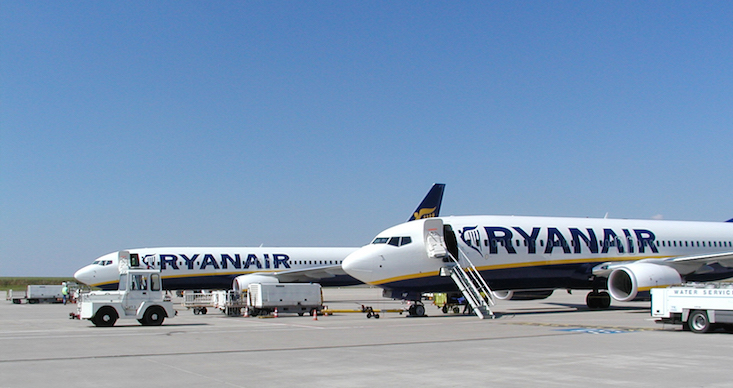 Ryanair cancels plan to start flights to Ukraine