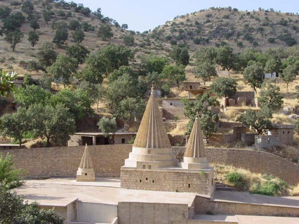 Armenia will soon be home to world's largest Yazidi temple