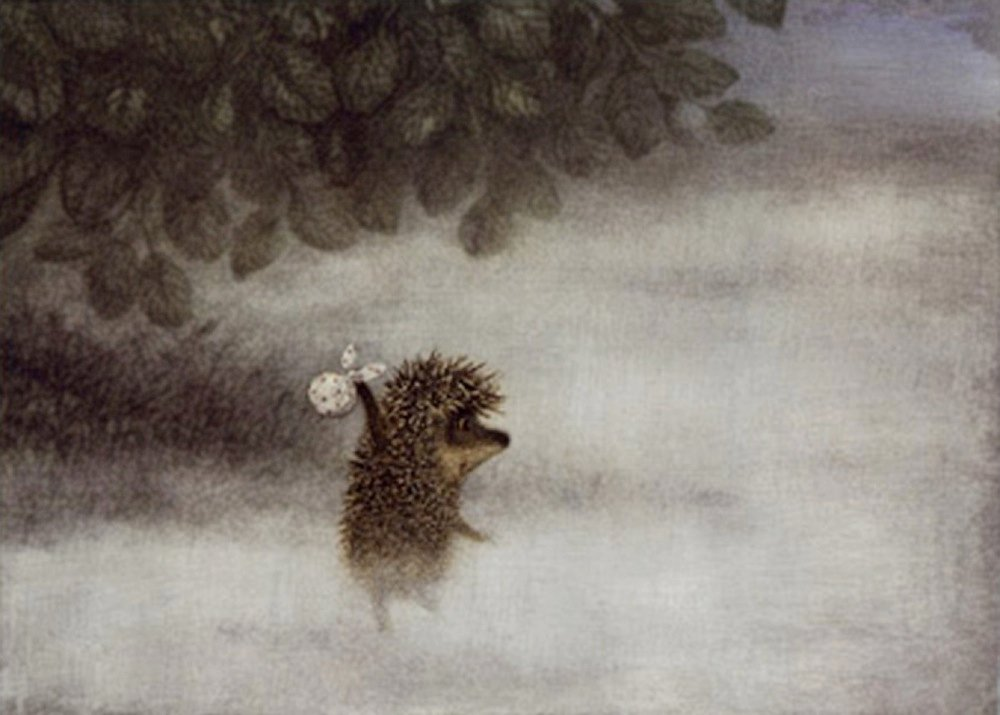 Hedgehog in Fog to be trademarked