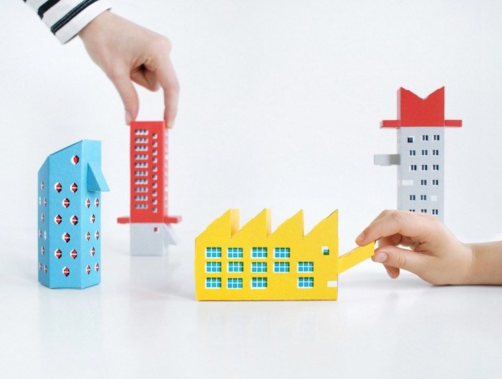 Hispano-Polish design studio Zupagrafika launches playful constructivist cut-outs