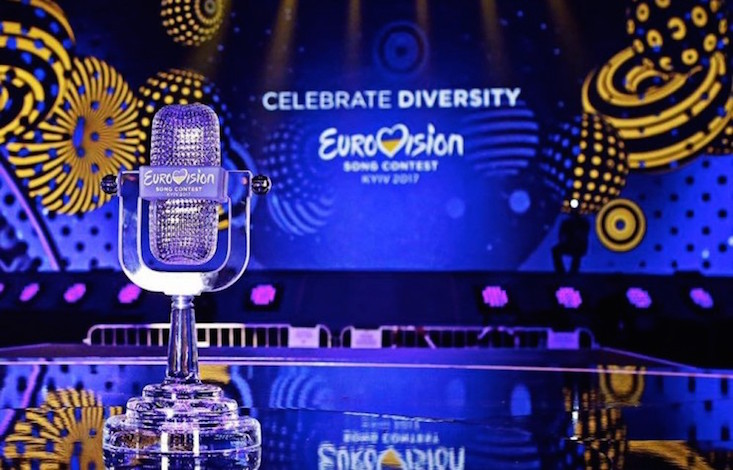 Ukraine in hot, expensive water over Eurovision