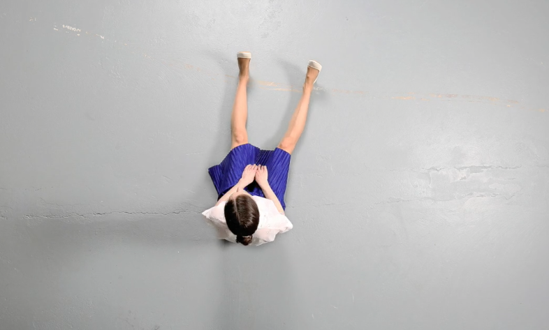 To make time: Hungarian artist Csilla Klenyánszki explores her capacity for balance