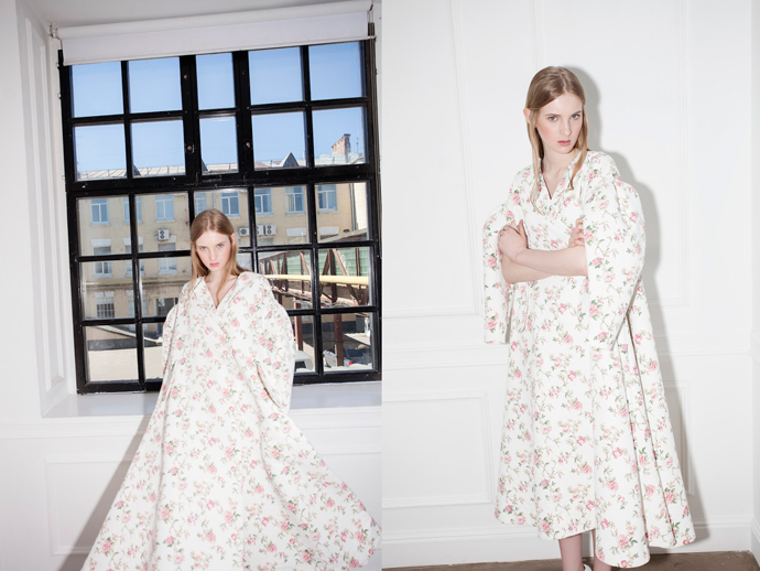 Rising star Sasha Wider launches first womenswear collection