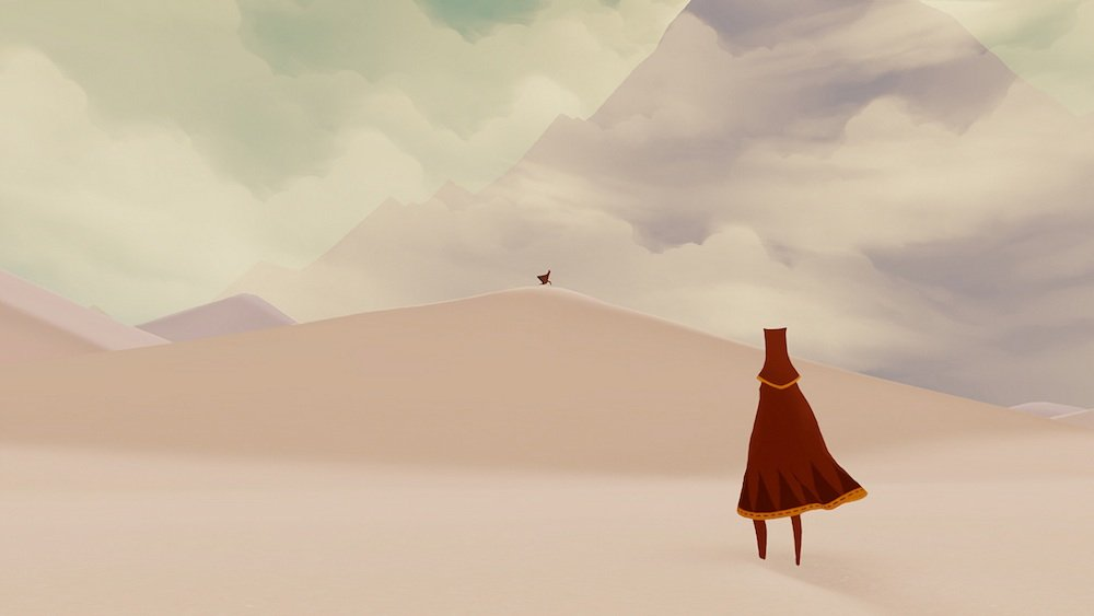 Journey (2012) by Thatgamecompany