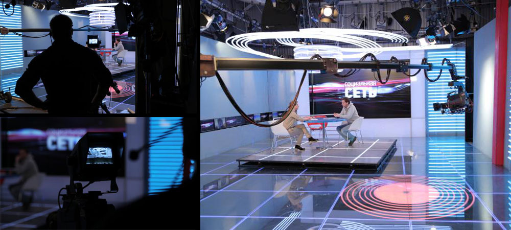 Russia's public broadcaster gets off to bumpy start