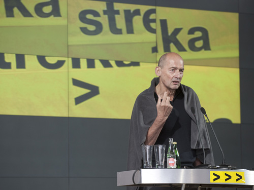 Rem Koolhaas to design new building for Hermitage Museum