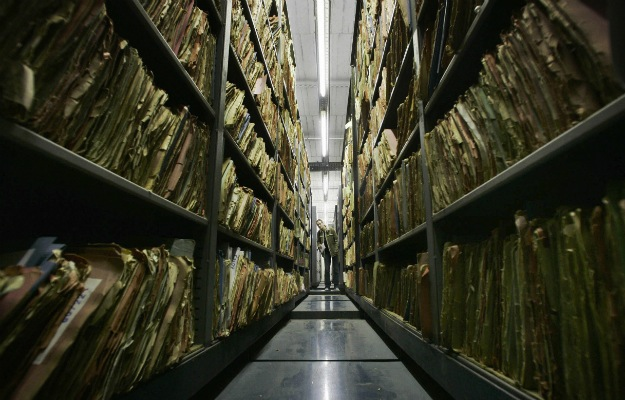 Archive of KGB documents open to the public in Cambridge