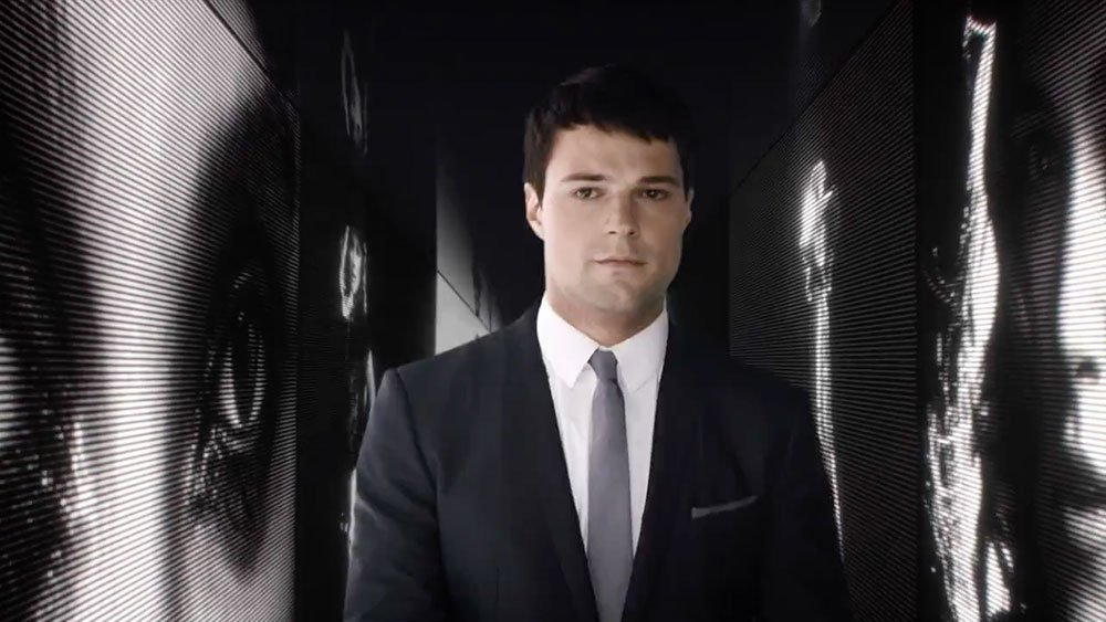 Actor Danila Kozlovsky stars in Chanel advert with Keira Knightley