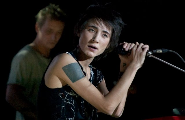 Russian rock star Zemfira pledges support to Ukraine