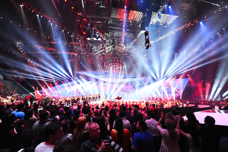 Russia refuses to broadcast Eurovision after contestant banned from Ukraine