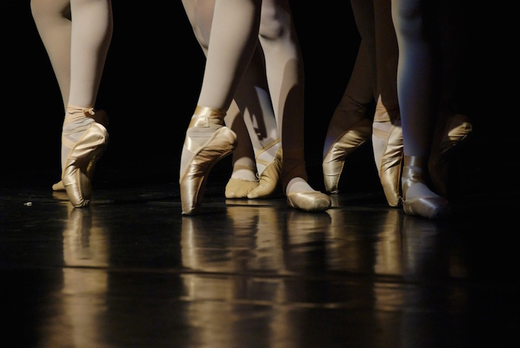Swap the battlefield for the ballet with military service in Novosibirsk