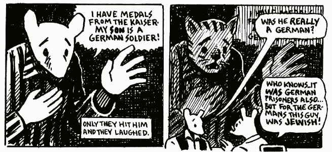 Art Spiegelman's graphic novel Maus removed from Moscow's bookstores