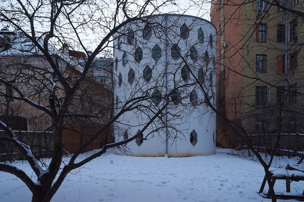 Architects unite in open letter to protect Melnikov House
