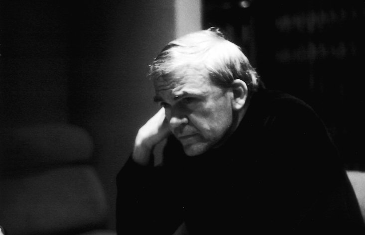 Milan Kundera novel published for the first time in Czech Republic