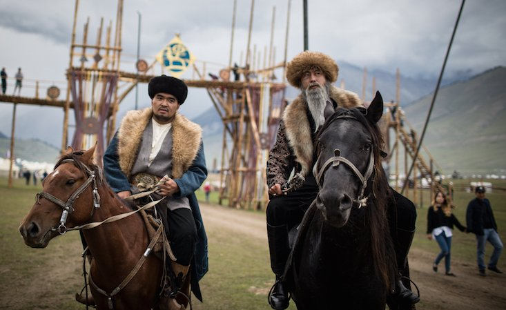 World Nomad Games come to a close, with Kyrgyzstan topping the medals table