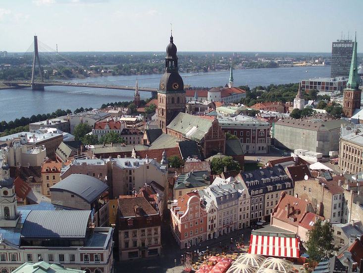 Competition underway to find architect for Riga contemporary art museum