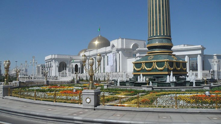 Turkmenistan choir breaks world record