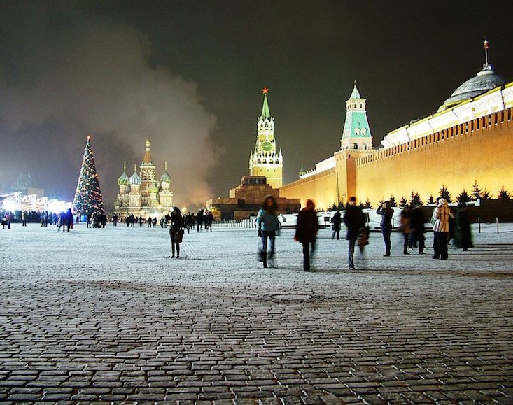 """Christmas Light"" festival to take place in Moscow this winter"