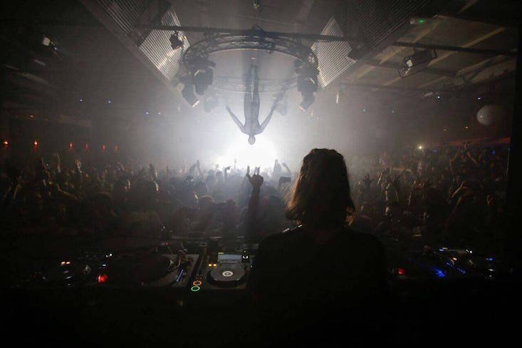 Siberian DJ and producer Nina Kraviz announces fabric mix