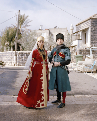 "From the series  Adiga: Circassians in Israel""  by  James Allen"