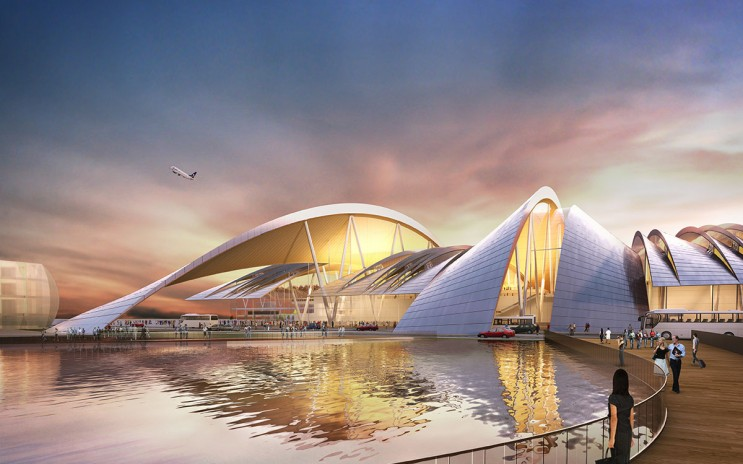 London architecture firm wins bid for Russia's World Cup airport