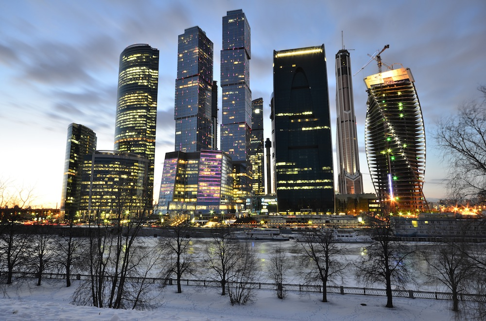 Wired magazine's top 10 Moscow start-ups