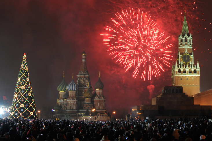 New Year celebrations to bring international aromas to Moscow