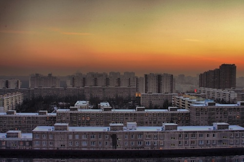 Strelka launches project to give new lease of life to Moscow neighbourhood