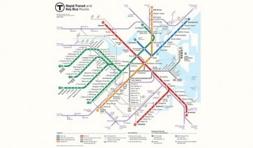 Art lebedev studio the calvert journal russian designer wins competition to redesign boston subway map gumiabroncs Images