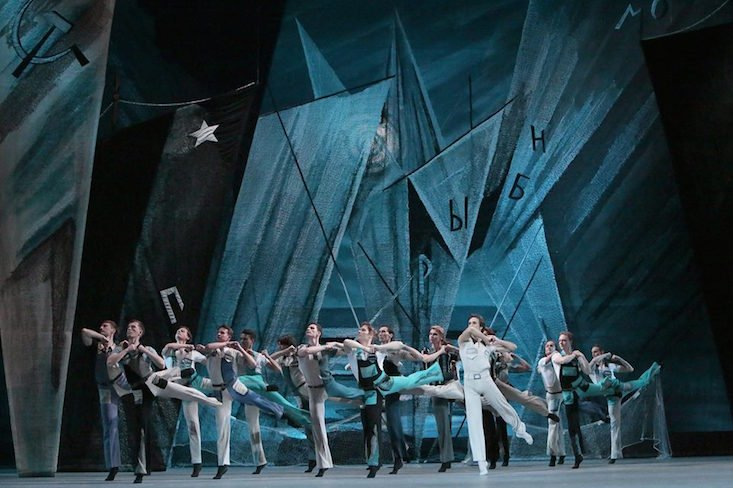 Bolshoi Ballet in performances for London schoolchildren
