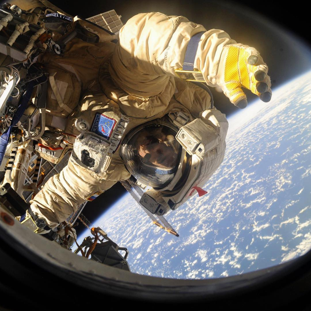Space dreams? The Russian space agency is looking for new astronauts!