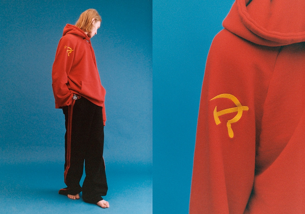 Image: Vetements for SVMoscow