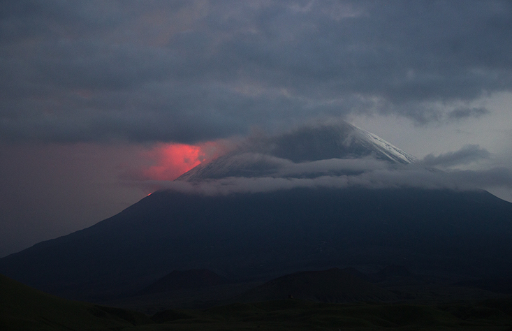 See Ludmila Lepeshinskaya's breaktaking photos of Kamchatka