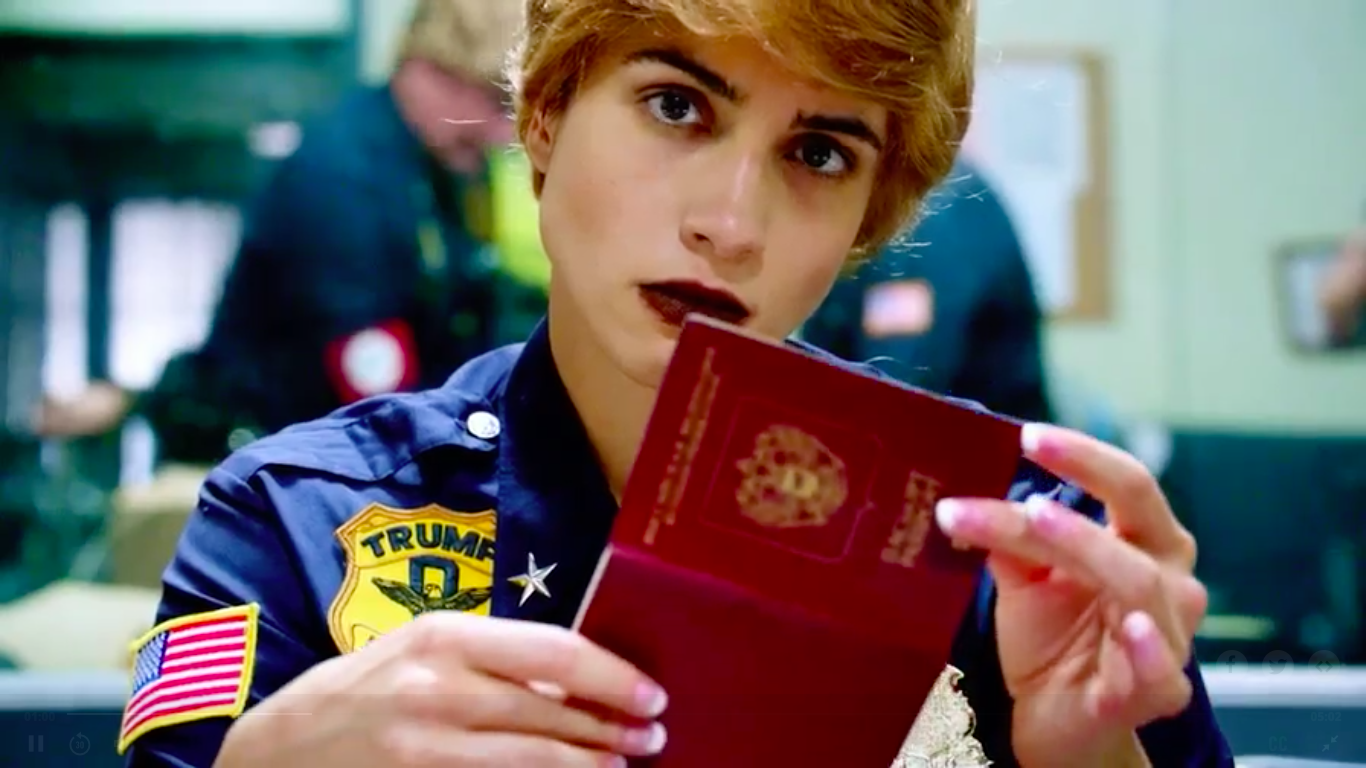 Pussy Riot premiere new videos