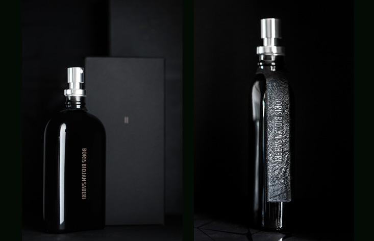 Designer Boris Bidjan Saberi to debut first fragrance in Moscow exhibition