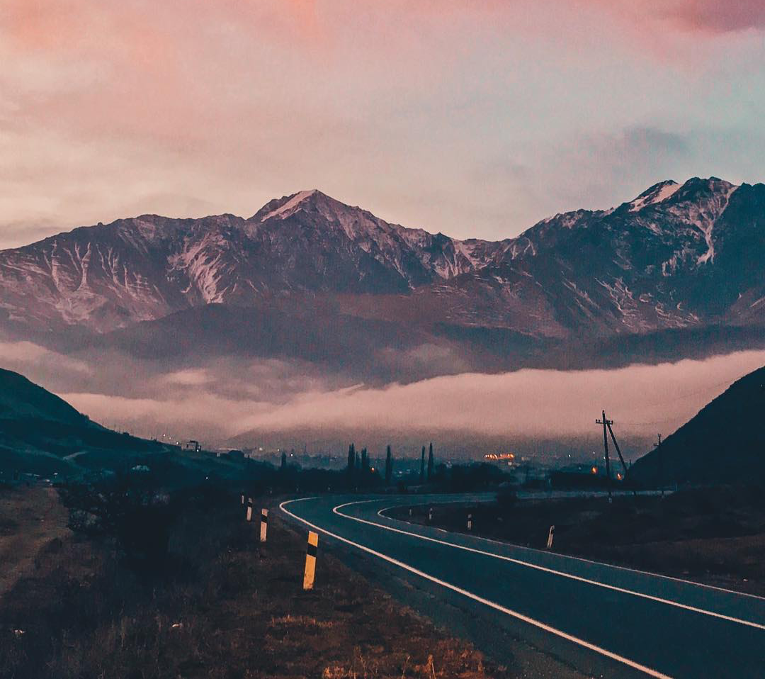 Follow of the week: breathtaking views of North Ossetia
