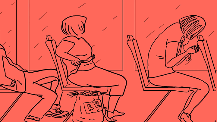 Polish animator Ola Szmida explores forbidden behaviour in Unwanted Desires