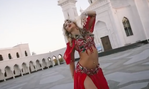 Tatarstan singer's mosque dance may be out of step with Russian law