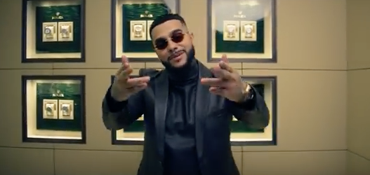 Black star: Russian rapper Timati to open boutique hotel