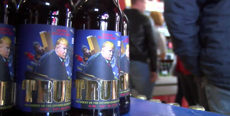 Pint of Putin? This Ukrainian brewery's beers are positively presidential