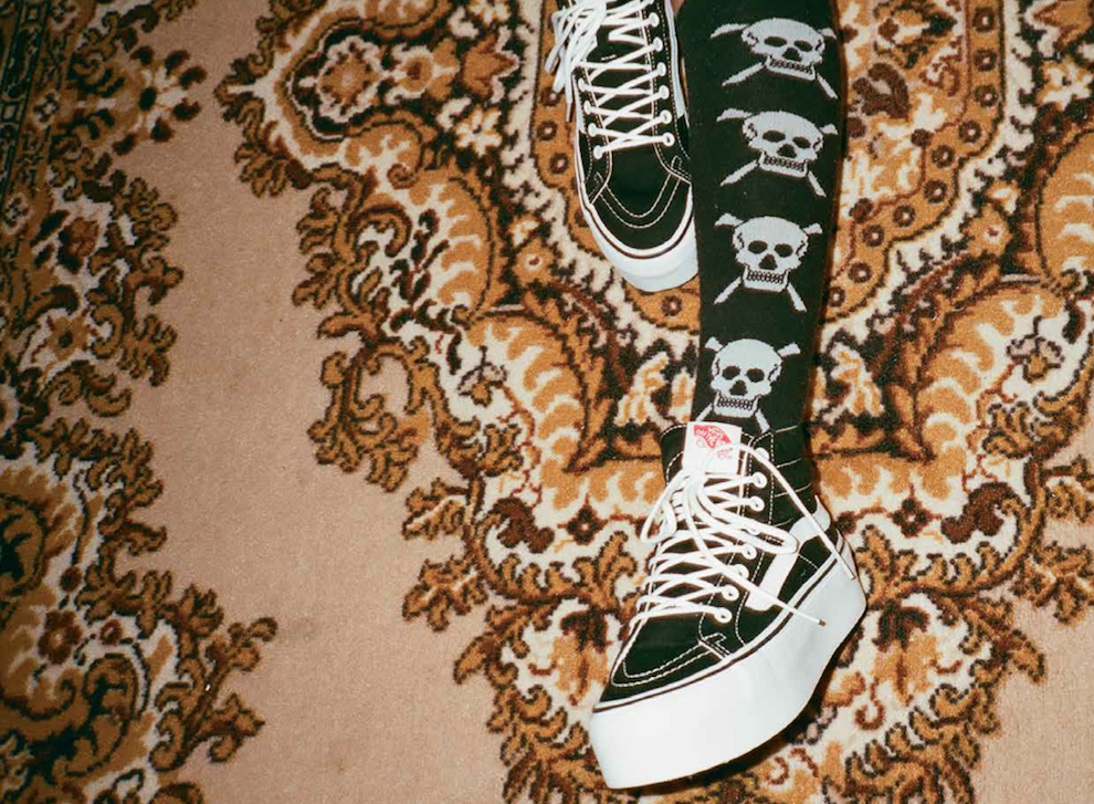 Moscow photographer contributes to new Vans lookbook