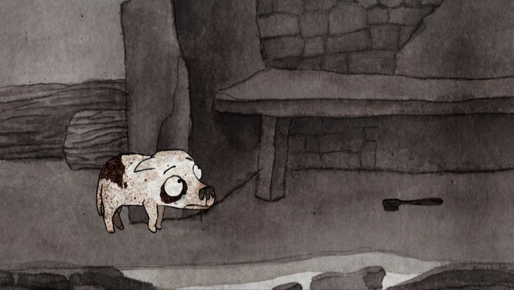Hungry goat animation voted audience pick at US festival