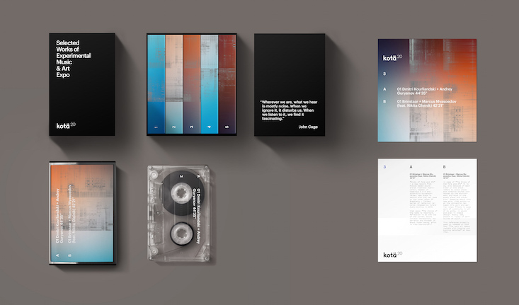 Kotä celebrates Russian experimental music with limited edition cassette box set