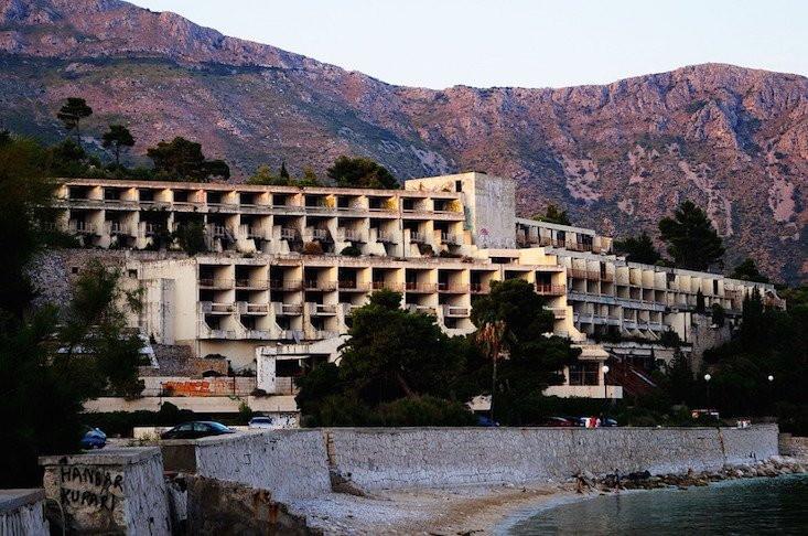 Abandoned elite Yugoslav-era resort to be revived