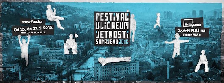 First Sarajevo Street Art Festival this weekend