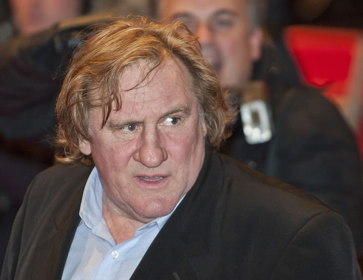 Belarusian government to give $2 million to Depardieu film