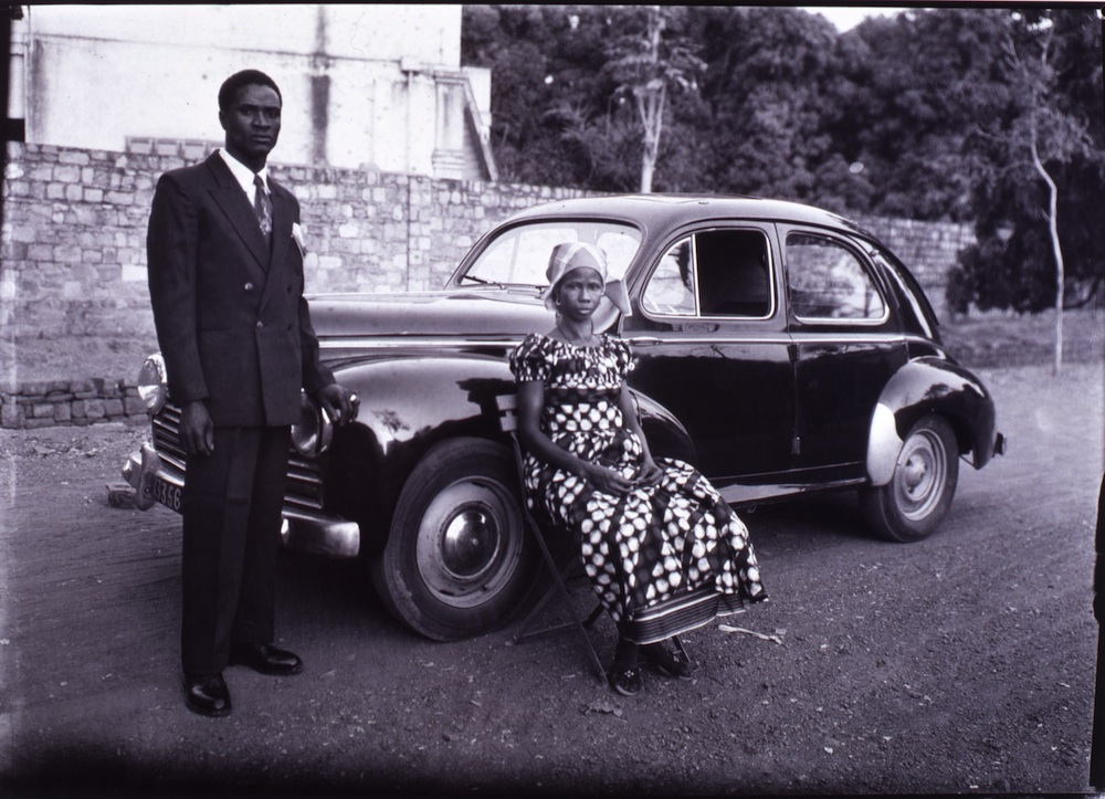 West Africa's greatest photographer goes on show in Moscow